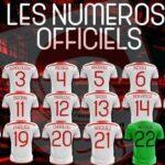 أرقام لاعبي المنتخب التونسي في المونديال