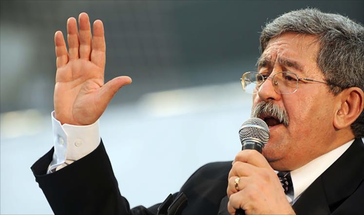 أويحيى: الجزائر مُستهدفة سياسيّا وأمنيّا
