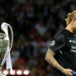 حارس ليفربول تعرّض الى ارتجاج في الدماغ في مباراة ريال مدريد