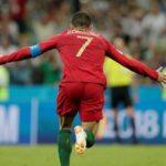 رونالدو أسرع رجل في تاريخ المونديال