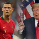 ترامب يرشّح رونالدو لرئاسة البرتغال