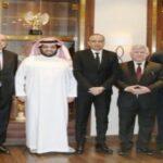 إعفاء وديع الجريء من رئاسة لجنة تعيينات الحكام بالاتحاد العربي