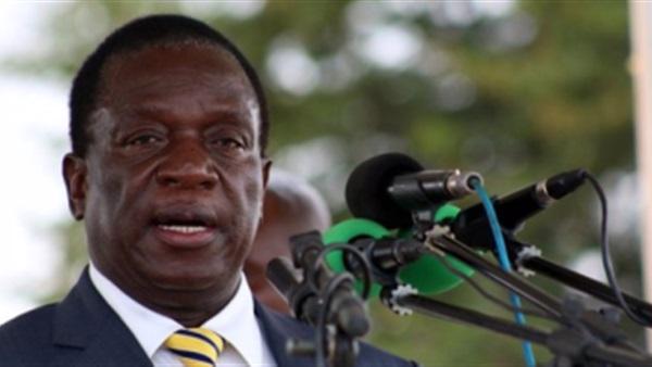 إجلاء رئيس زيمبابواي ونقله الى مكان آمن