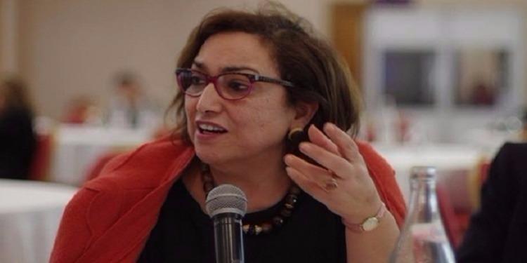 بشرى بلحاج حميدة : النهضة فقط تفاعلت مع تقرير اللجنة