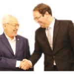 الشاهد والغنوشي يتحالفان ضدّ الباجي والنداء بمساندة حكومات G7 /بقلم: كوثر زنطور