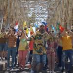 """علم تونس يظهر في """"الفيديو كليب"""" الرسمي لأغنية المونديال"""