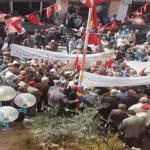 اليوم: أكثر من 850 ألف متقاعد في اعتصام وطني مفتوح