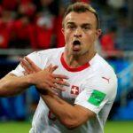 """الـ""""فيفا"""" يُغرّم 3 لاعبين سويسريين"""