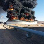 أمريكا تُدين الهجوم على موانئ نفطية بليبيا