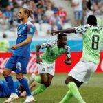 نيجيريا توقّع على ثاني انتصار لافريقيا في المونديال