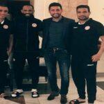 كريم حقي في ضيافة المنتخب الوطني