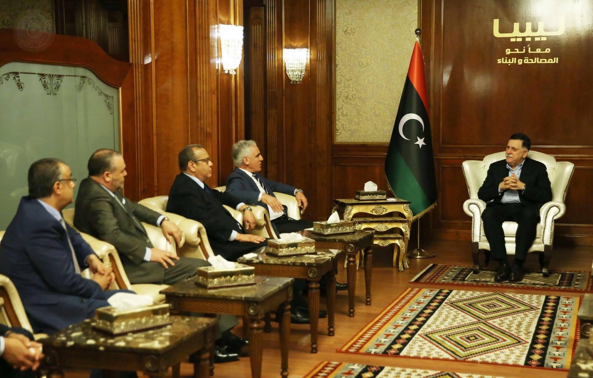 طرابلس/ في لقاء ترأّسه ماجول والسراج: توقيع اتّفاق تونسي-ليبي