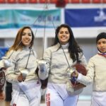 رغم تهميشها إلى حد الإحباط: عزّة بسباس تهدي ذهبيّتان لتونس