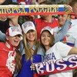مونديال 2018: أكثر من مليون مُشجّع في ملاعب روسيا