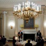 منها تونس: ترامب يُقيم مائدة إفطار لسفراء دول عربية