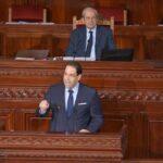 انطلاق جلسة التصويت على منح الثقة لوزير الداخلية الجديد