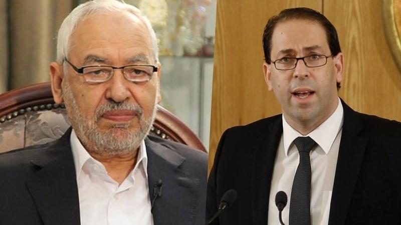 النّهضة تدعو الشّاهد إلى عدم الترشّح لرئاسية 2019