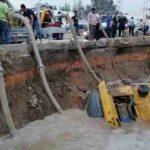 انفجار قناة جلب المياه بالزهروني: تحميل المسؤولية للمُقاول ومقاضاته