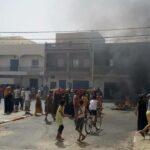 خطير بسيدي بوزيد: احتجاز حافلة تُقل سيّاح أجانب