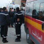 بين سوسة والقيروان: مقتل عسكريين إثنين وإصابة ثالث في حادث مرور
