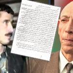 """وثيقة: رسالة منسوبة لقاتل الرئيس الجزائري """"بوضياف"""" تكشف سرًّا خطيرًا"""