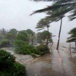 عاصفة تقطع الماء والكهرباء عن غار الدماء ووادي مليز