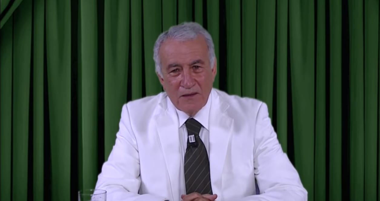 عمر صحابو: لا مانع لدى الباجي من توظيف الشيطان إن لزم الأمر