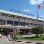 فوضى في مطار تونس قرطاج: مُختلّ عقليّا يعتدي على أعوان الأمن