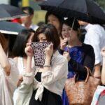 بسبب موجة حرّ قياسية: وفاة 5 يابانيين ونقل 1500 آخرين للمستشفى