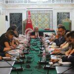 محمد الناصر يدعو لاجتماع عاجل لمكتب المجلس