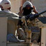 مصر: مصرع 13 إرهابيا في اشتباكات مع قوات الأمن