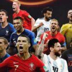مفاجأة في قائمة المُرشّحين لجائزة أفضل لاعب في العالم