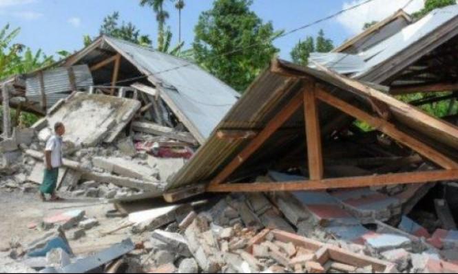 أندونسيا: أكثر من 500 متنزّه عالقون على بركان بعد زلزال أمس
