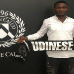 أودينيزي يعلن عن انتداب مدافع النادي الافريقي