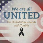 """أمريكا : """"تحيّة إجلال لكلّ الأمنيين التونسيين الذين يُضحّون بأنفسهم لحماية وطنهم"""""""