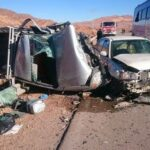 مصر: 12 قتيلا و28 جريحا في حادث مرور