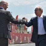 رئيس الفيفا: لقد وقعنا جميعا في حبّ روسيا