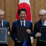 الاتحاد الأوروبي واليابان يُطلقان أكبر منطقة اقتصادية في العالم