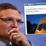 """الـ""""TAS"""" تثبّت عقوبة الأمين العام السابق للفيفا لعشرة بسبب الفساد"""