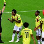 تهديدات بالقتل للاعبي المنتخب الكولومبي