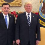 الغارديان: ترامب هدّد باستعمال القوة ضدّ السراج وعقيلة صالح