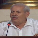 """مصطفى بن أحمد: """"قبل دعوة الشاهد للاستقالة علينا الاستقالة نحن وأحزابنا"""""""
