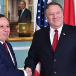 في واشنطن: الجهيناوي يطلع نظيره الأمريكي على نتائج اتصالاته بليبيا
