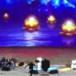 عانقت ماجد المهندس على المسرح: اعتقال فتاة سعودية مُتنقّبة بتهمة التحرّش !