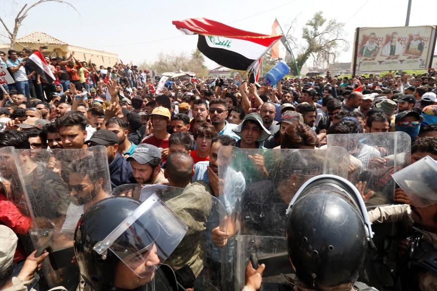 العراق: حملة اعتقالات واسعة تطال مُتظاهري البصرة
