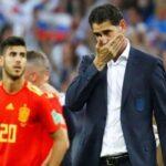 مدرّب المنتخب الاسباني يرمي المنديل