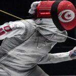 إيناس البوبكري تُتوّج ببرونزية بطولة العالم للمبارزة