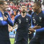 مونديال روسيا : فرنسا تُراهن رسميا على لقب بطل العالم