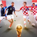 مونديال روسيا: نهائي مثير بين كرواتيا وفرنسا