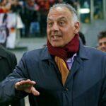 الاتحاد الاوروبي يعاقب رئيس نادي روما
